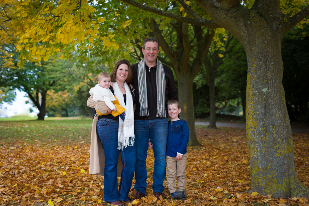 Family shoots Stevenage