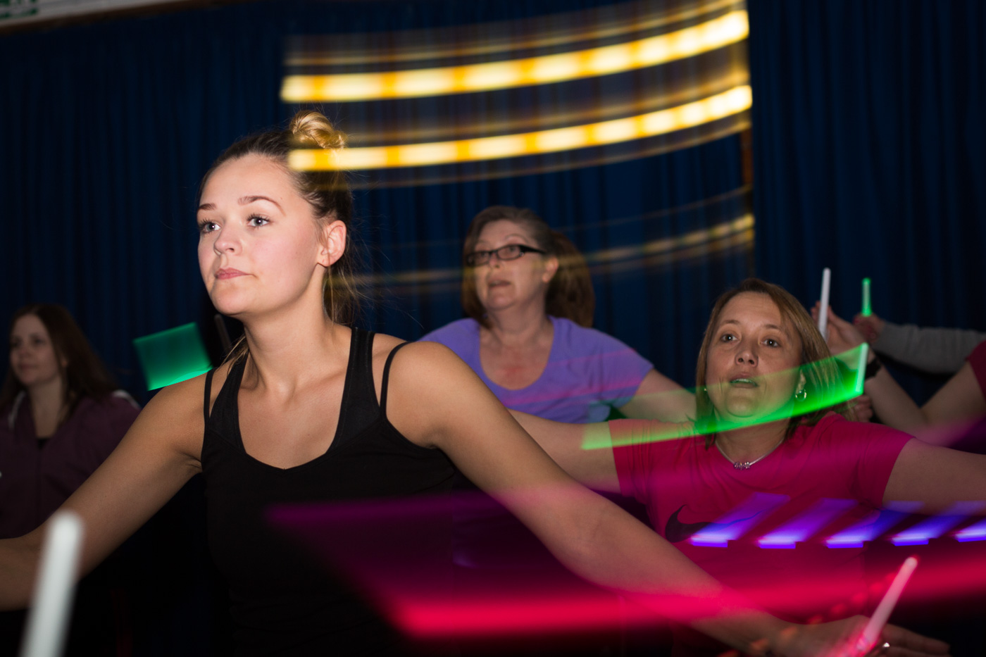 glow stick fun