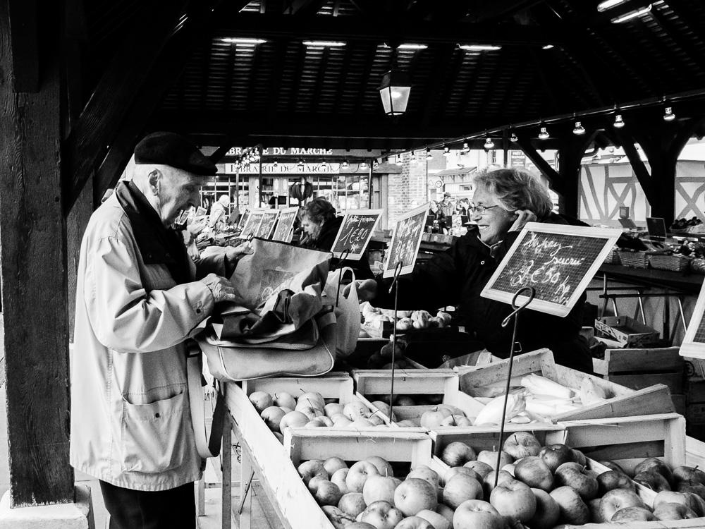 market deauville