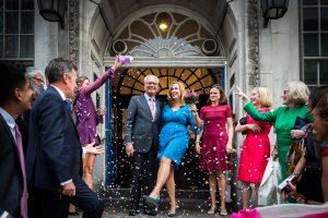 Chelsea Register Office wedding photography