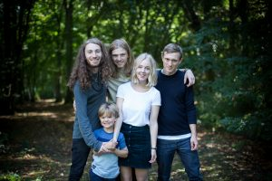 Stevenage family photographer