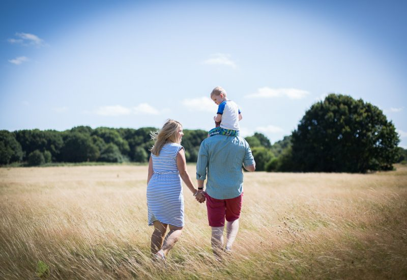 Harpenden family photographer