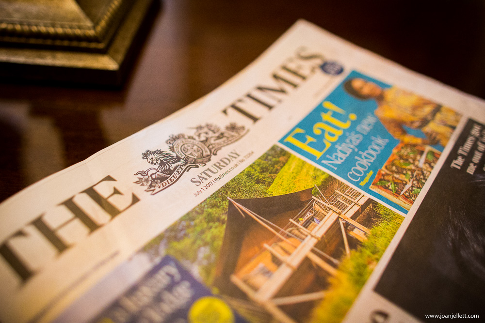 The Times wedding photography