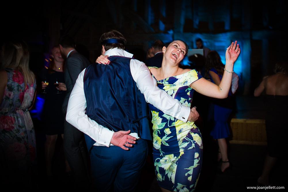 guests dancing crazy dancing