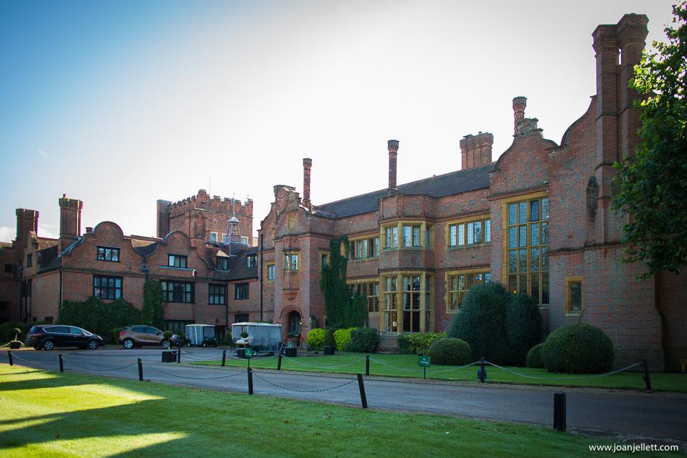 Hanbury Manor wedding venue