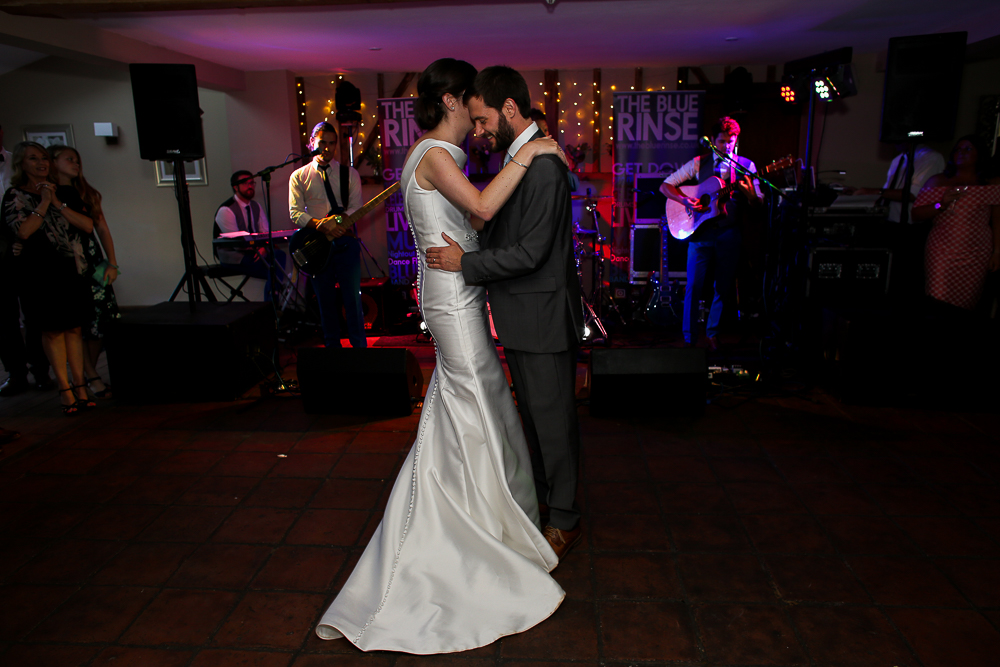 first dance at the Coltsfoot