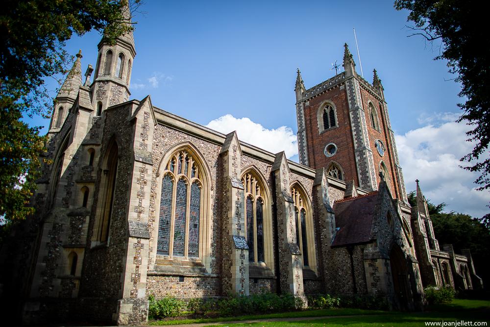 St peter's church St Albans