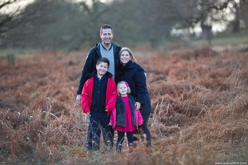 family photographer Richmond park