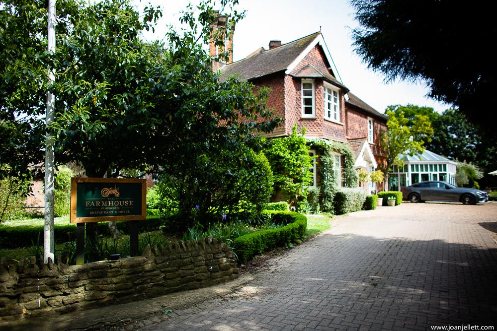 Farmhouse at redcoats Hitchin