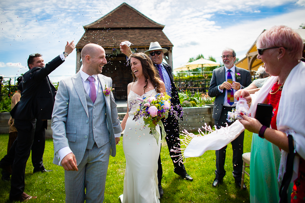 Farmhouse at Redcoats wedding Photography