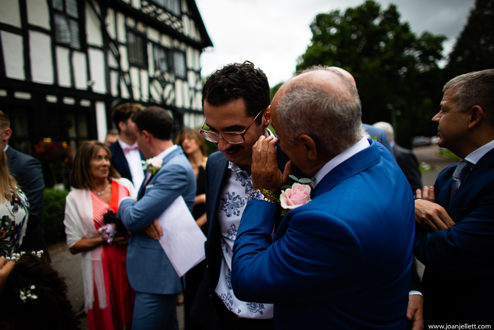 osier whispering to his nephew