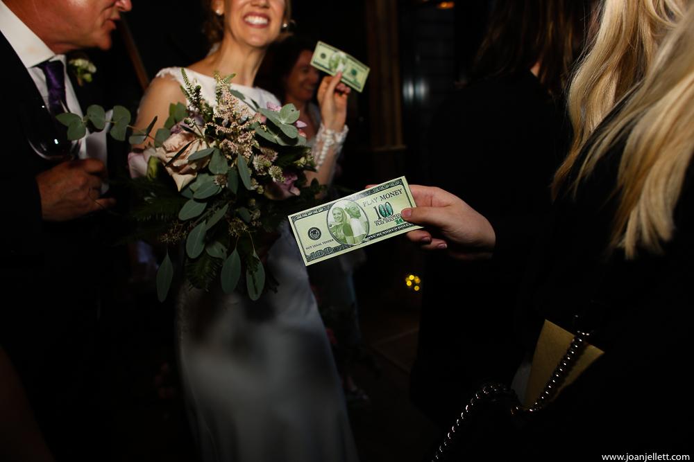fake money shot
