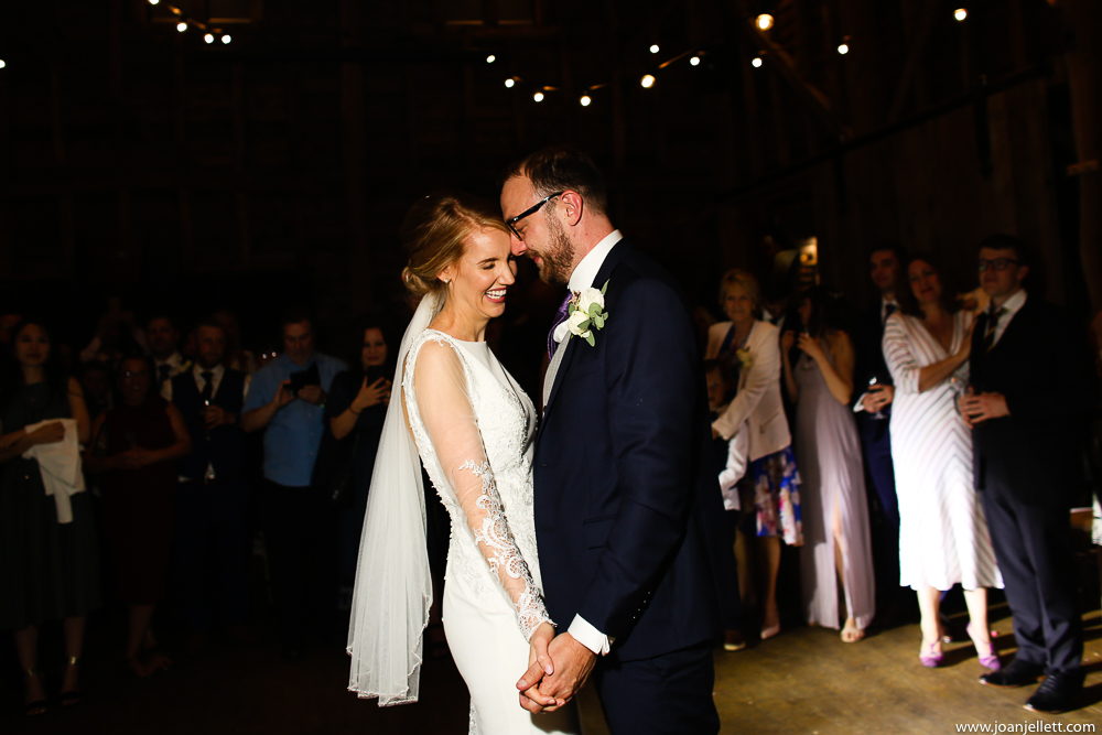 first dance at redcoats